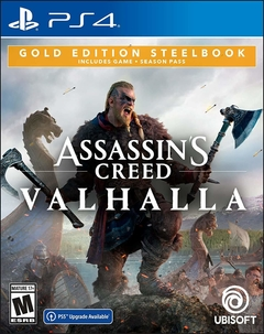 Assassins Creed: Valhalla - Gold Edition - Playstation 4