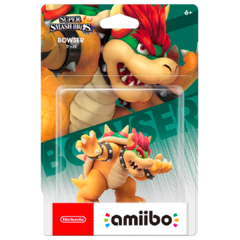Bowser - Amiibo (Super Smash Bros) - comprar online