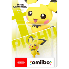 Pichu - Amiibo (Super Smash Bros)
