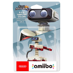 Robot - Amiibo (Super Smash Bros)