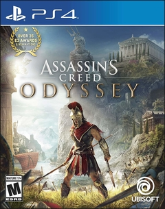 Assassins Creed: Odyssey - Playstation 4