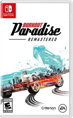 Burnout Paradise - Nintendo Switch
