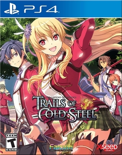 Legend of Heroes: Trails of Cold Steel (Steelbook Edition) - Playstation 4
