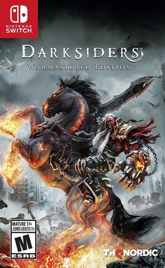 Darksiders Warmastered Edition  - Nintendo Switch