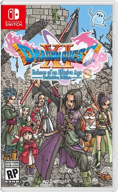Dragon Quest XI: Definitive Edition - Nintendo Switch