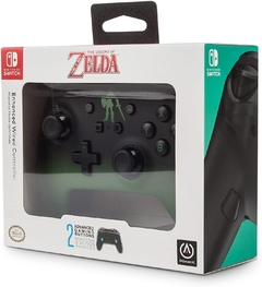 Joystick con Cable Enhanced Link Fade (PowerA) - Nintendo Switch en internet