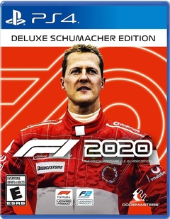 F1 2020: Deluxe Schumacher Edition - Playstation 4