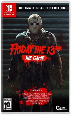 Friday The 13th (Ultimate Slasher Edition) - Nintendo Switch