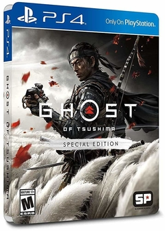Ghost of Tsushima: Special Edition - Playstation 4