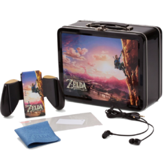 Kit Lunchbox + Auriculares + Confort Grip (Zelda)