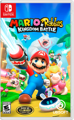 Mario + Rabbids Kingdom Battle - Nintendo Switch - comprar online