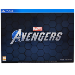 Avengers: Earth's Mightiest Heroes (Collectors Edition) - Playstation 4