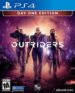 Outriders Day One Edition - Playstation 4