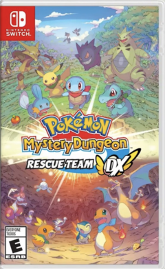 Pokémon Mystery Dungeon - Nintendo Switch