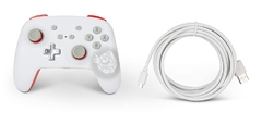 Joystick con Cable Enhanced Mario White (PowerA) - Nintendo Switch en internet