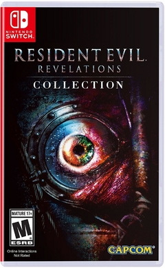 Resident Evil: Revelations (Collections) - Nintendo Switch