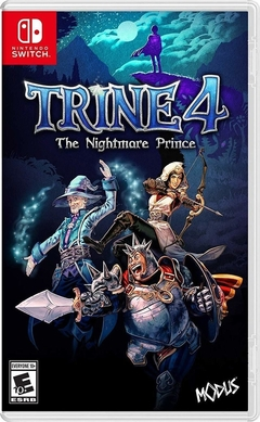 Trine 4: The Nightmare Prince - Nintendo Switch
