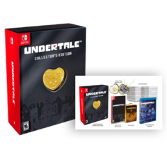 Undertale: Collector's Edition - Nintendo Switch