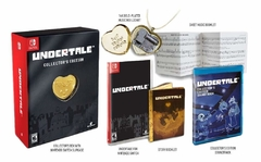 Undertale: Collector's Edition - Nintendo Switch - comprar online