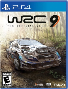WRC 9 - Playstation 4 (Preventa)