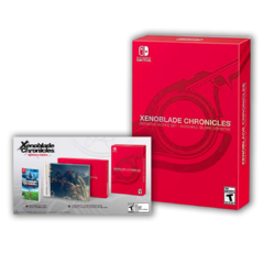 Xenoblade Chronicles: Definitive Works Set - Nintendo Switch