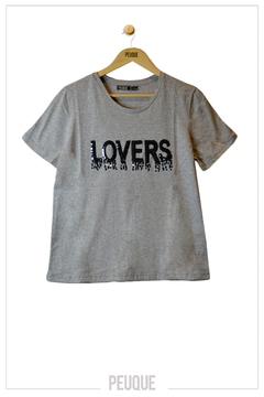 remera lovers - Peuque