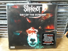 Slipknot - Day Of The Gusano CD + BLU RAY