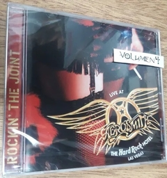 Aerosmith - Rockin The Joint Live At The The Hard Rock Hotel Las Vegas