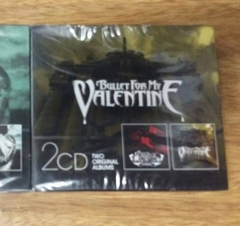 Bullet For My Valentine - The Poison - Scream Aim Fire 2 CD´S