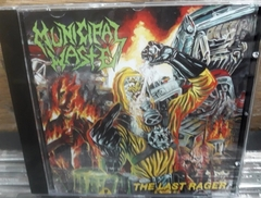 Municipal Waste - The Last Ranger