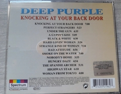 Deep Purple - Knocking At Your Back Door - comprar online