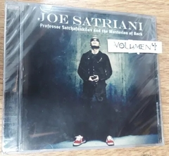Joe Satriani - Professor Satchafunkilus And The Musterion Of Rock