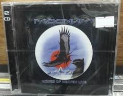 Magnum - Wings Of Heaven 2 CD´S Live
