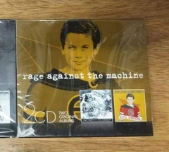 Rage Against The Machine - Evil Empire - Rage Against The Machine 2 CD´S