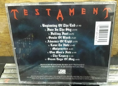 Testament - Souls Of Black - comprar online