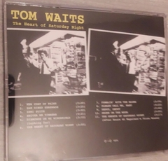 Tom Waits - The Heart Of Saturday Night - comprar online