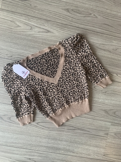 CROPPED MODAL ANIMAL PRINT NEW - comprar online