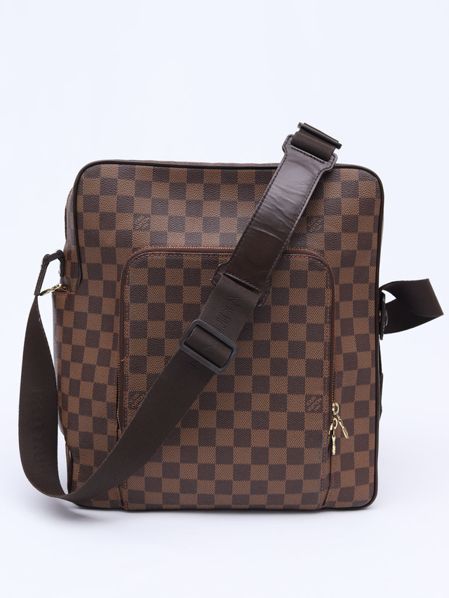 Bolsa Louis Vuitton Damier Canvas Olav GM