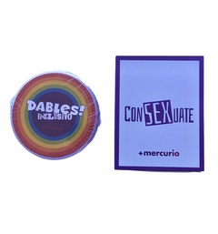 COMBO Dables! INLCUSIVO + ConSEXuate