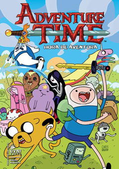 Adventure Time (Hora de Aventura) vol. 2