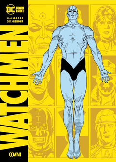 DC Black Label - Watchmen (Edición Deluxe)