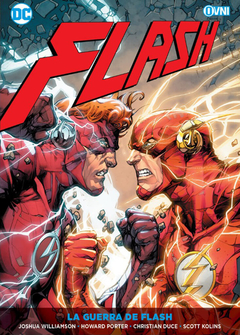 DC - Flash vol. 7: La guerra de Flash