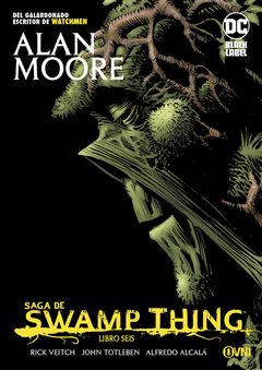 DC Black Label - Saga de Swamp Thing: Libro seis