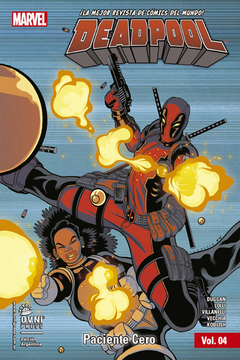 Marvel - Deadpool vol. 4: Paciente Cero