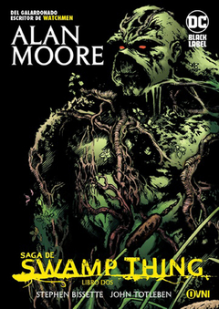 DC Black Label - Saga de Swamp Thing: Libro dos
