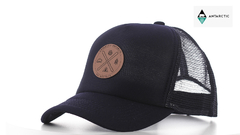 Gorra Trucker BLUE ELEMENTS - Antarctic Wear