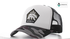 Gorra Trucker CAMOUFLAGE - Antarctic Wear