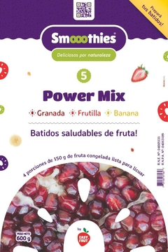 SMOOTHIES POWER MIX-4 Unidades- - comprar online