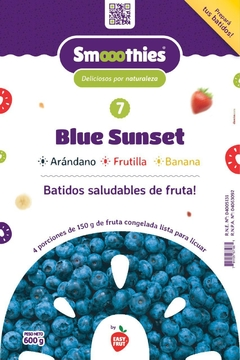 SMOOTHIES BLUE SUNSET-4 Unidades- - comprar online