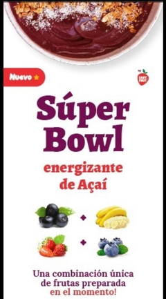 Bowl de Açai Pack Familiar 14 Unidades - comprar online